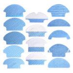 Оригинал Прокладки для швабры Mop Cloths для пылесосов Ecovacs DJ35 DD35 Series Запчасти