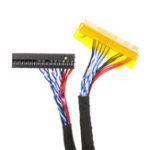 Оригинал V320B1 V270B1 V260B1 FIX30P 1-канальный 8-битный экран LVDS Универсальный LCD кабель платы водителя для экрана низкого счета