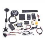 Оригинал PX4 Pixhawk PIX 2.4.8 32-битный контроллер полета 433 МГц Радио Телеметрия M8N GPS + OSD + PM + Зуммер + PPM + I2C
