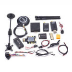 Оригинал PX4 Pixhawk PIX 2.4.8 32bit Flight Controller 433 Mhz Radio Telemetry M8N GPS +OSD + PM +Buzzer + PPM + I2C
