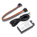 Оригинал 24M 8CH USB Logic Analyzer SCM 24MHz 8 Channel 24M / s Логический анализатор Отладчик для микроконтроллера ARM FPG