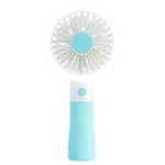 Оригинал Well Star D10-1 Портативный Мини USB Вентилятор LED легкий Вентилятор Ручной Аккумуляторный Воздухоохладитель Бесшумный Вентилятор Охлаждения Для