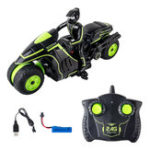 Оригинал JDRCSY0031/182.4GRcАвто Side-row Drift Stunt мотоцикл Поддержка многопользовательских игрушек RTR