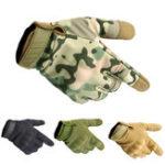 Оригинал ThreeSoldiersНаоткрытомвоздухеТактическая перчатка Full Finger Тактическая Перчатки противоскользящая Перчатки Для езды на велосипеде Кемпин
