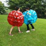 Оригинал 60 см ПВХ Надувные Игрушки Bubble Ball Сад Кемпинг На открытом воздухе Дети На открытом воздухе Игры