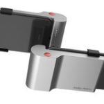 Оригинал ROCK 5000mAh Type C Быстрая зарядка Назад Клип Power Bank с функцией беспроводной съемки телефона Bluetooth Shoot для Xiaomi Mi8 Mi9 HUAWEI P20 Mate20 S10 S9 Примечание
