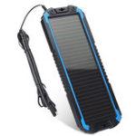 Оригинал 1,5 Вт 18 В Солнечная Панель питания Батарея Резервное зарядное устройство для Авто Лодка Автоavan