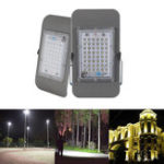 Оригинал 35 Вт 48 LED Прожектор Водонепроницаемы IP65 На открытом воздухе Сад Уличный светильник AC220V