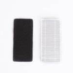Оригинал Hepa Filter Sponge Сменные комплекты для Ecovacs Робот пылесос DN620 DN621 N79 Пылесос Фильтр Запчасти