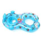 Оригинал ОткрытыйДлявзрослыхДетиBabyДети Надувные Плавательные Кольца Water Float Бассейн Fun Toy Обучение Обучению Плаванию