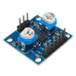 Оригинал PAM8406 5Wx2 Digital Усилитель Потенциометр громкости на плате Стерео Бесшумная мощность Усилитель