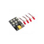 Оригинал AKK 1S LiPo LiHV Батарея Зарядное устройство Micro JST 1.25 и JST-PH 2.0 для лезвия Inductrix Tiny Whoop