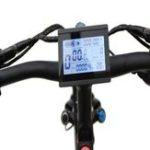 Оригинал RISUNMOTOR 24 В / 36 В / 48 В / 60 В / 72 В LCD3 Дисплей Панель управления для E-Bike DIY Преобразование Набор Запчасти