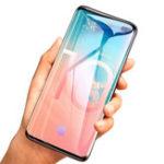 Оригинал 2пакетаKisscase10Dизогнутыйкрай протектор экрана гидрогеля для Samsung Galaxy S10 Plus 6.4 дюймов Поддержка ультразвуковой разблокировки отпечатков