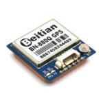 Оригинал BeitianBN-880QGPS+ГЛОНАССДвойной GPS Антенна Модуль ВСПЫШКА TTL Уровень 9600 бит / с для FPV RC Racing Дрон