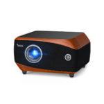 Оригинал PIQSF1ProDLPПроекторAndroid 5.1 2GB + 32G 1280 ANSI Lumen 1920×1080 Разрешение 8000: 1 Коэффициент контрастности 3LED Light Проектор