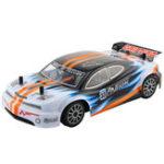 Оригинал МодельZTAC006031/182.4G4WD 35 км / ч 300 м Управление Future Star S Drift Rc Авто Электрический дорожный автомобиль RTR