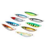 Оригинал ZANLURE Бесцветная Рыбалка Приманка 7.5см 20г Разные цвета