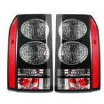 Оригинал Задняя часть автомобиля LED Задний фонарь тормоза Лампа с лампой влево / вправо для LAND ROVER DISCOVERY 3 и 4 2004-2016