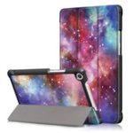 Оригинал Tri Fold Colorful Чехол Чехол для планшета 8 дюймов Huawei Honor 5