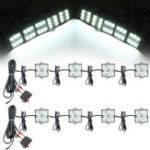 Оригинал 12V 60 LED Super Bright Доставка Внутреннее освещение для Лодка Прицеп Лампа Marine