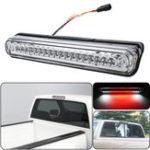 Оригинал LED High Mount Stop Лампа Третий 3-й стоп-сигнал Прозрачная оболочка для Chevy GMC C / K 1500 2500 3500 1988-1998