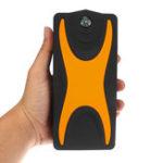 Оригинал 18000 мАч 3 фары 4 USB Авто Аварийный стартовый блок питания Авто Пусковое устройство с безопасностью Hammer