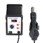 Оригинал 858D 220В / 700Вт Цифровой Пайка Утюг Паяльная станция для распайки Горячий воздух SMD Инструмент