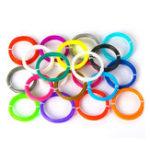 Оригинал 3.0 мм 10 м / упак. 20 цветов ABS нить для детей 3D печать Ручка DIY часть