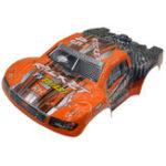 Оригинал Remo Hobby D2602 / D2603 Rc Авто Кузов для 1621 1625 1631 1635 1/16 Модель автомобиля Запчасти