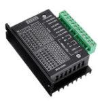 Оригинал TB6600 Модернизированный драйвер контроллера Stepper Мотор для 4A 9 ~ 40 В TTL 32 Micro-Step 2 или 4 фазы 42/57 Stepper Мотор 3D-принтер с ЧПУ