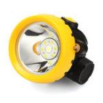 Оригинал 1W 3500L Miner Head Аккумуляторный фонарик Лампа Light LED Шлем безопасности Power Miner LED Поиск свет