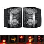 Оригинал Автомобиль LED Задний фонарь Дымовая лампа влево / вправо с лампой накаливания для Ленд Ровер Рендж Ровер 2010-2012