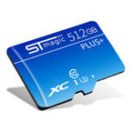 Оригинал STMAGIC8ГБ16GB128ГБ 256 ГБ 512 ГБ UHS-I U3 Class 10 Высокоскоростная карта памяти TF для планшета Смартфон