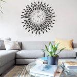 Оригинал 3D Современный Роскошный Кристалл Изукрашенный Алмаз Стены Часы Домашний Декор Номеров