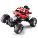 Оригинал Doublee CaDa Off-road Climbing Авто Technology Machinery Group Дистанционное Управление Сборочные блоки Игрушки