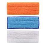 Оригинал  Моющиеся прокладки для мытья полов Пылесос Подметальная ткань Запасные части для роботов-уборщиков iRobot Braava Jet 240