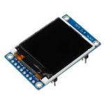 Оригинал 5 шт. Wemos® ESP8266 1.4 дюймов LCD TFT Щит V1.0.0 Дисплей Модуль для мини платы D1