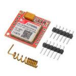 Оригинал Мини Самый маленький SIM800L GPRS GSM Модуль MicroSIM Card Core Беспроводной модуль Четырехдиапазонный последовательный порт TTL с Антенна для Arduino