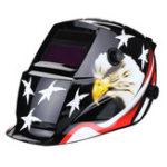 Оригинал Сварочный шлем с автоматическим затемнением на солнечной энергии TIG Welder Black Hawk Grinding Маска