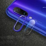 Оригинал Bakeey™Металлическоекольцопротивцарапин + Закаленное стекло Телефон камера Объектив Защитная пленка для Xiaomi RedmiNote7/Note7 Pro