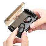 Оригинал Bakeey T8 TWS Wireless bluetooth 5.0 Earphone HiFi Noise Cancelling Bilateral Call IPX6 Waterproof Headphone with 3000mAh Charging Box