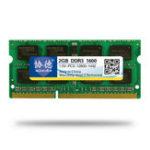 Оригинал XIEDE X045 ноутбук DDR3 2 ГБ 1600 Гц память компьютера полностью совместима