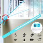 Оригинал 5W 24 LED USB Стрип-бар Стол Лампа ночной свет для прикроватной работы