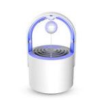 Оригинал Loskii-611ПодвескаМагнитнаяпротивкомаровЛампа Фиолетовый фотокатализатор Mosquito Лампа Зарядка от насекомых USB Лампа