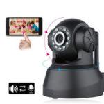 Оригинал 720P HD Беспроводной WiFi IP камера IR Веб-камера безопасности CAM Pan Tilt Baby Pet Монитор