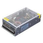 Оригинал Импульсный источник питания AC110V / 220V 200W 5V 40A Нет вентилятора 200 * 110 * 50 мм
