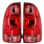 Оригинал Задний фонарь в сборе с тормозом Лампа без лампочки слева / справа для Toyota Tacoma Pickup 2005-2015