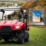 Оригинал AUDEW Golf Cart Вид сбоку Автомобильное зеркало
