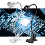 Оригинал USB5V/220ВРемонтпечатной платы СВЕТОДИОД Ультрафиолетовый UV Клей Лампа Зеленый Масло Рабочий стол для отверждения света Лампа